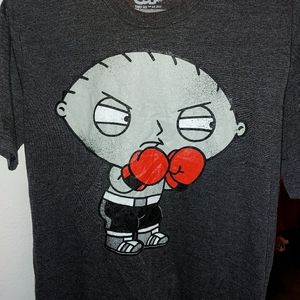 Family Guy T Shirt Womens Size medium